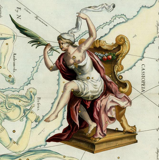 Cassiopeia, The Queen