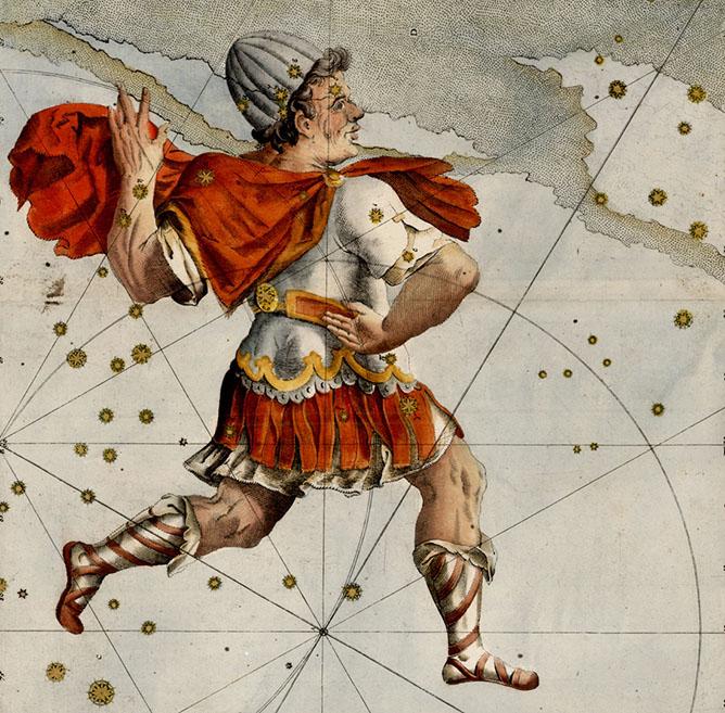 Cepheus, The King