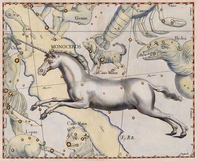Monoceros, The Unicorn