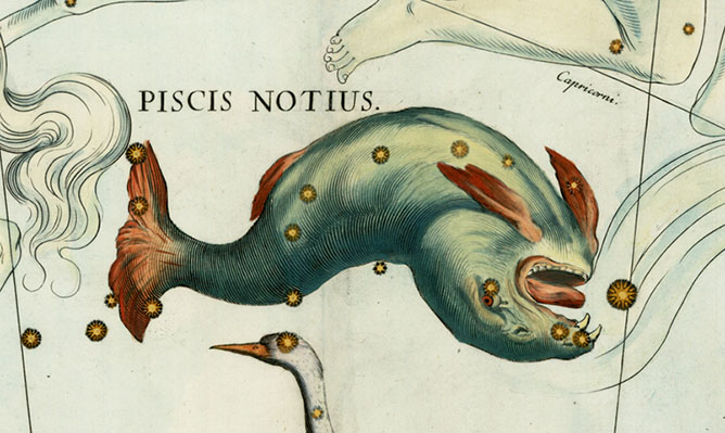 Piscis Austrinus, The Southern Fish