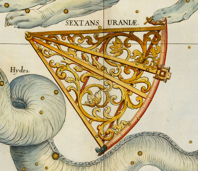 Sextans, The Sextant