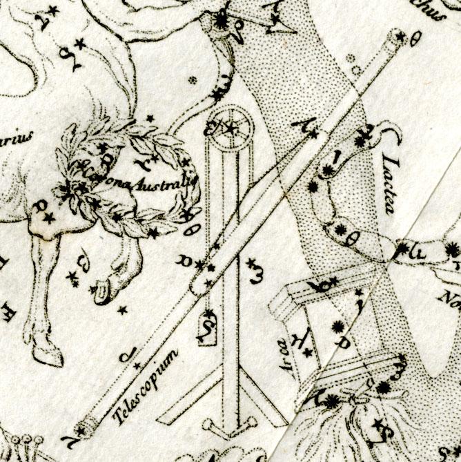 Telescopium, The Telescope