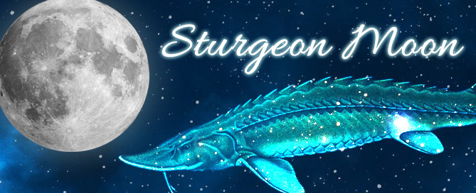 Full Sturgeon Moon