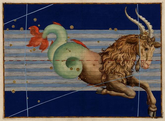 Capricornus, The Sea Goat