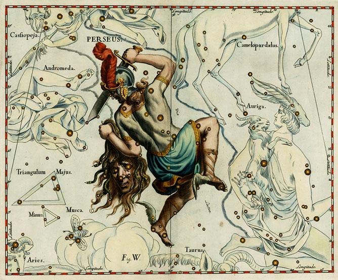 Perseus, The Hero