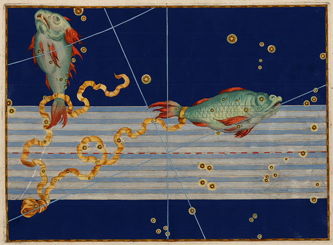 Pisces Constellation Myths and Facts | Under The Night Sky