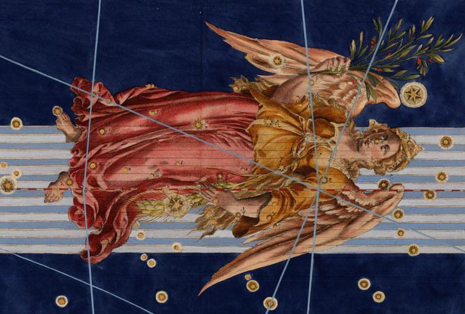 Virgo, The Virgin