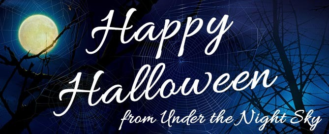 Happy Halloween from Under the Night Sky