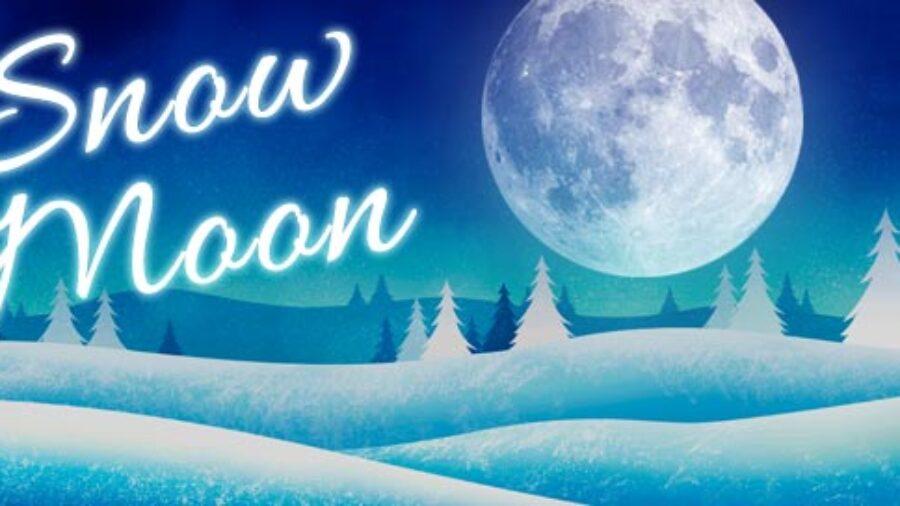 Full Snow Moon 2015