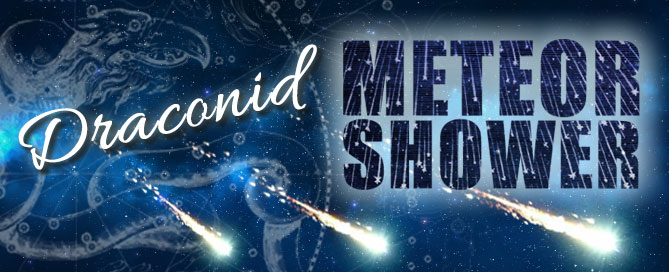 Draconid Meteor Shower