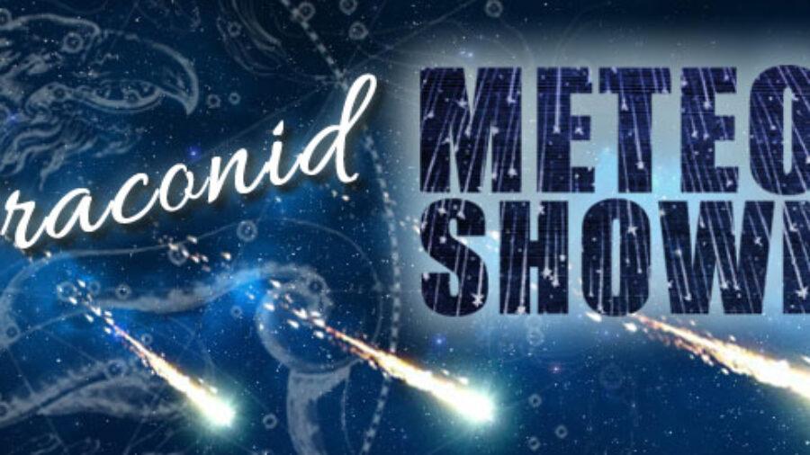 Draconid Meteor Shower 2015