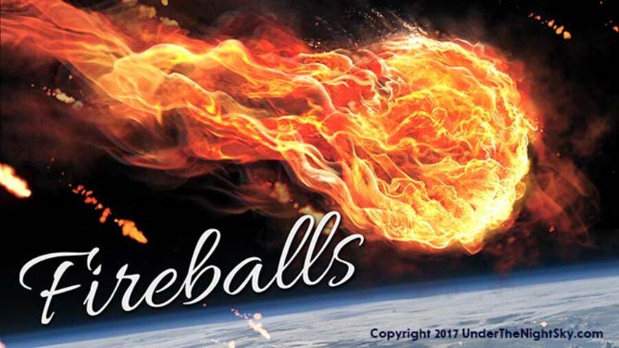 Here Come the Fireballs!