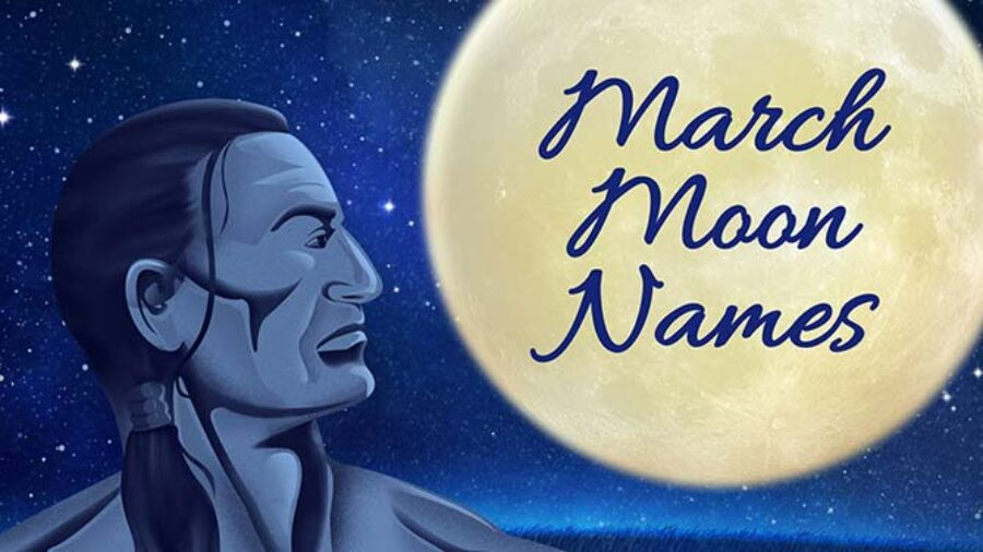 March Moon Names